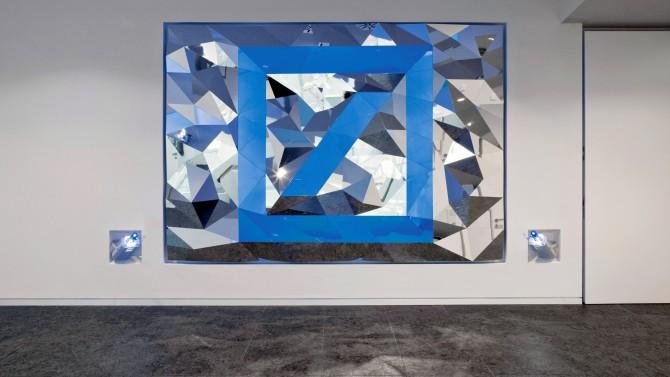 ART+COM Studios | Anamorphic Mirror