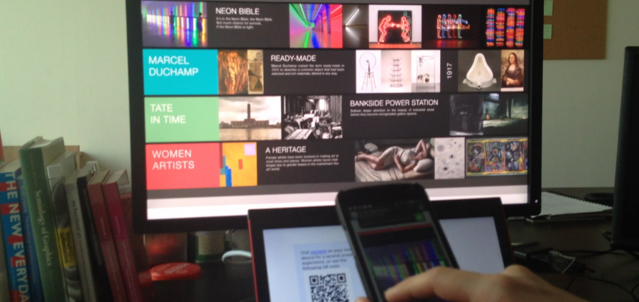 Beyond The Kiosk: Prototyping Mobile Experience For Responsive